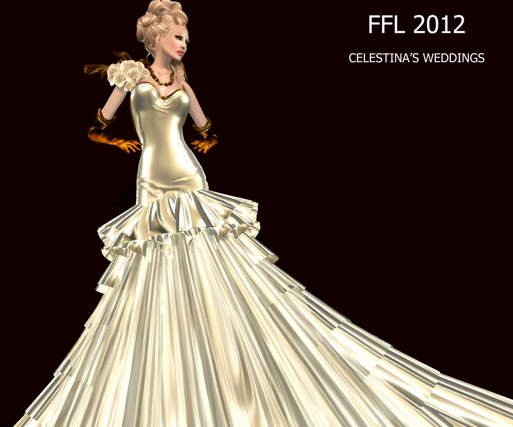 FFL 2012 . CELESTINA'S WEDDINGS